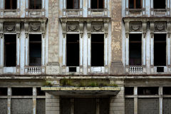 New York Hotel. Old hotel, situated in Chinatown, Havana. Cuba royalty free stock photography