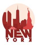 New York icon Stock Photo