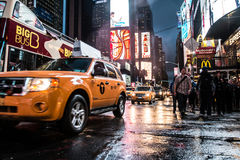 New York. Image of New York city streets, Broadway, Times square Stock Photos