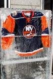 New York Islanders Τζέρσεϋ Στοκ φωτογραφία με δικαίωμα ελεύθερης χρήσης