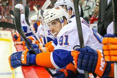 New York Islanders center John Tavares Royalty Free Stock Photography