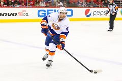 New York Islanders defenseman Andrew Macdonald Royalty Free Stock Images