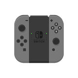 New York - 13 JAN: Nintendo switch illustration. Video game console joystick isolated . Stock Photos