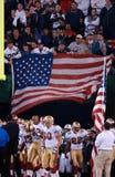 911 New York Jets-Fans Stockfotos