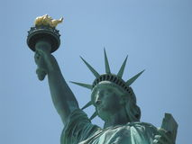 New York Lady Liberty Stock Photo
