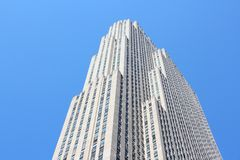 New York landmark Royalty Free Stock Photo
