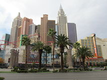 New York,Las Vegas Royalty Free Stock Images