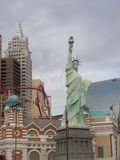 New York, Las Vegas Stock Fotografie