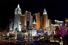 NEW YORK IN LAS VEGAS Lizenzfreie Stockbilder