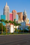 New York in Las Vegas Royalty Free Stock Photo