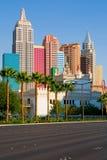 New York in Las Vegas Royalty-vrije Stock Foto