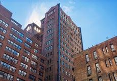 New York Living Space Stock Photo