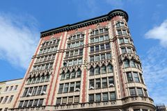 New York - Madison Ave Stock Photography