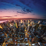 New York Manhattan Imagem de Stock