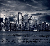 New York Manhattan Royalty Free Stock Photography