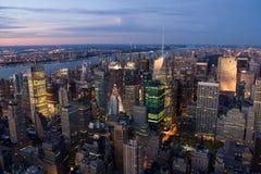 New York Manhattan Stockbild