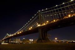 New York Manhattan Bridge Stock Image