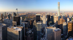 New York - Manhattan, Central park, USA Stock Photos