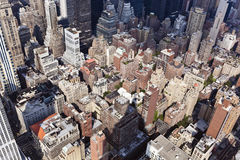 New york: manhattan cityscape Stock Photo