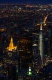 New York. Manhattan . Metropolitan Life Tower and  Stock Photos