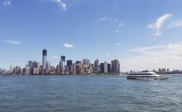New York Manhatten Royaltyfri Fotografi