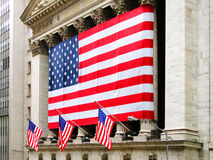 NEW YORK - MARCH 9: New York Stock Exchange on March 9, 2007 in Stock Photography