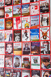 New York - MARCH 7, 2017: Time Magazine on March 7 in New York, Royalty Free Stock Image