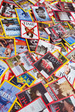 New York - MARCH 7, 2017: US magazines on March 7 in New York, U Stock Photography