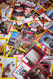 New York - MARCH 7, 2017: US magazines on March 7 in New York, U Stock Photo