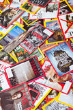 New York - MARCH 7, 2017: US magazines on March 7 in New York, U Stock Images