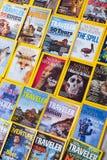 New York - 7 mars 2017 : National Geographic le 7 mars dans nouveau Image libre de droits