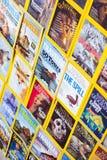 New York - 7 mars 2017 : National Geographic le 7 mars dans nouveau Images libres de droits