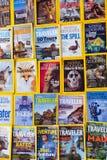 New York - 7 mars 2017 : National Geographic le 7 mars dans nouveau Image stock