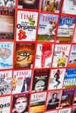 New York - 7 mars 2017 : Time Magazine le 7 mars à New York, Photo libre de droits