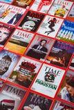 New York - 7 mars 2017 : Time Magazine le 7 mars à New York, Images stock