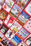 New York - 7 mars 2017 : Time Magazine le 7 mars à New York, Photographie stock libre de droits