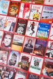 New York - 7 marzo 2017: Rivista Time il 7 marzo a New York, Fotografia Stock