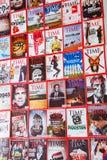 New York - 7 marzo 2017: Rivista Time il 7 marzo a New York, Immagini Stock Libere da Diritti