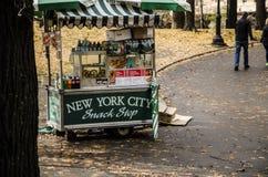 New York mellanmålstopp Arkivfoto