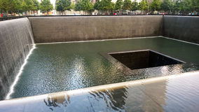 New york memorial Royalty Free Stock Images