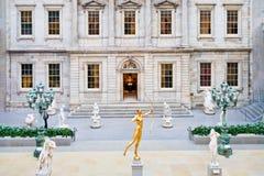 New York Metropolitan Museum Royalty Free Stock Photography