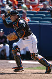 New York Mets catcher Paul Lo Duca Royalty Free Stock Photography