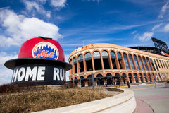 New York Mets Citi Field Stock Image