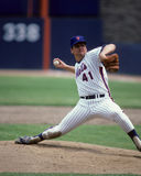 New York Mets miotacz Tom Seaver Fotografia Stock