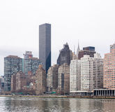 New York Midtown Royalty Free Stock Image