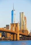 New York morning Stock Image