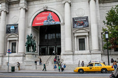 New York Museum of Natural History. Royalty Free Stock Photo