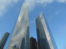 New York 9/11 never forget Royalty Free Stock Image