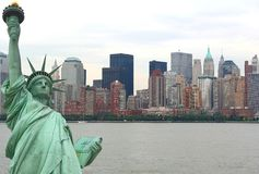New York, New York Image stock