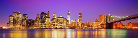 New York, New York Fotografie Stock Libere da Diritti